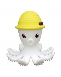 Doo The Octopus Yellow