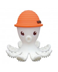 Doo The Octopus Orange
